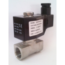 náhled produktu Stainless Steel Solenoid Valve 2/2, G 1/2"